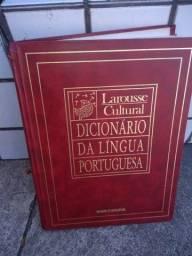 Título do anúncio: Dicionário da língua portuguesa