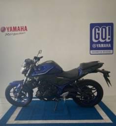 Yamaha MT 03 Azul 2018