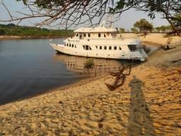 Barco gaivota parcelado