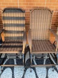 Título do anúncio: Cadeiras de fibras