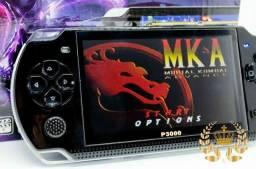 PROMOÇÃO RELÂMPAGO!!! Vídeo Game Portátil P3000 multimídia (ENTREGA JÁ INCLUSA)