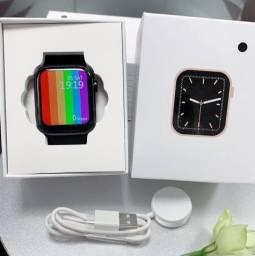 Relógio Smartwatch IWO W46 - 44mm  (1 ano de Garantia)