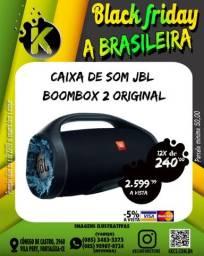 Caixa de Som JBL Boombox 2 Original