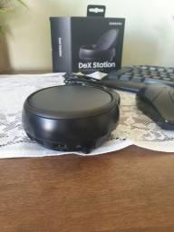Vendo dex Station + teclado e mouse sem fio