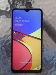 Vendo esse celular.  A10 S muito novo 32gb. Pouco tempo de uso