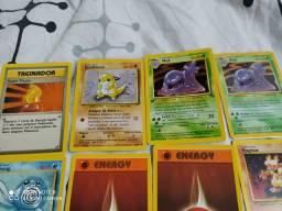 17 cartaa antigas pokemon