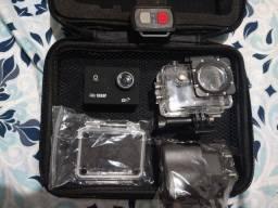 Sport Cam Full Hd1080p Wi-fi. Câmera Zera, Nunca Usada.