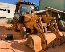 Case 580M , 08/08 - A máquina se paga -