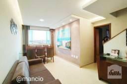 Apartamento à venda com 3 dormitórios em Santa branca, Belo horizonte cod:317132
