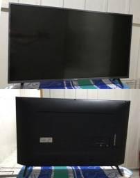 Título do anúncio: Tv LG led Smart Wi-Fi HD USB HDMI 43 Polegada