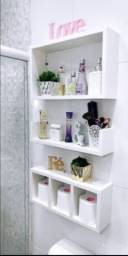 Kit de nichos para banheiro
