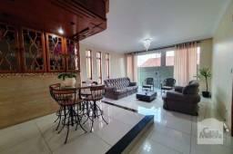 Casa à venda com 4 dormitórios em Santa rosa, Belo horizonte cod:273351
