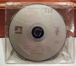 CD Atualização PS2 - Firmware DVD Player 2.12