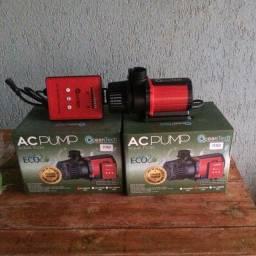 Bombas AC pump ocean tech para lago e aquário