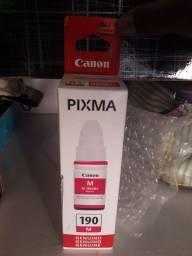 Refil P/canon Magenta Gi-190 Canon Cx 1 Un Original