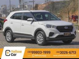 Título do anúncio: Hyundai Creta Action 1.6 16V Flex Aut. 2020/2021