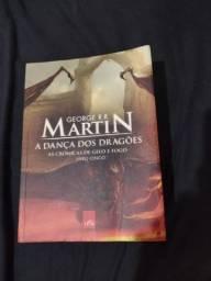 As cronicas de gelo e fogo - volume 5: dança dos dragões