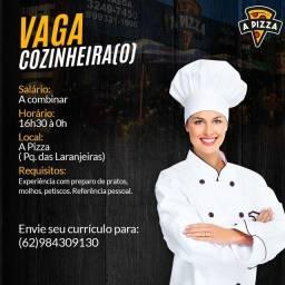 Título do anúncio: Vaga de Emprego na Cozinha