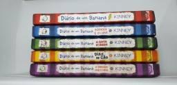 Coleção de Livros - Diário de Um Banana