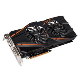 Placa de Vídeo GeForce GTX 1070 8Gb Gigabyte