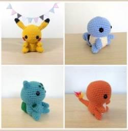 Baby Pokémon Amigurumi