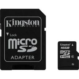 CARTÃO MEMÓRIA 16GB SD