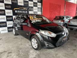 Fiesta 1.6 8V completo 2011 IPVA 2021 grátis