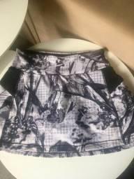 Short saia de academia - Bazar da kelly