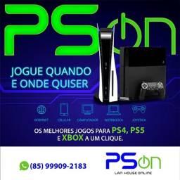 Jogos PS4 PS5