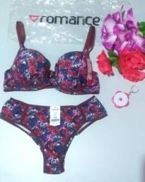 Conjunto lingerie Elisa