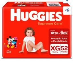 Título do anúncio: Fralda Huggies Vermelho XG