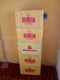 5 caixas de Devassa com Garrafa