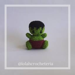 Hulk mini amigurumi ?