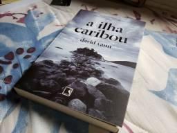 Livro - A Ilha Caribou - Seminovo