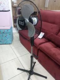 Ventilador com Pedestal 43 cm 3 velocidades 110 ou 220v liquidação