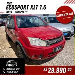 Ford Ecosport XLT 2009 1.6 Comoleta. Carro extra