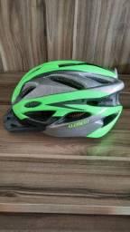 Capacete Bike Element Verde G