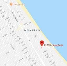Apartamento em Meia Praia/SC | Quadra do Mar