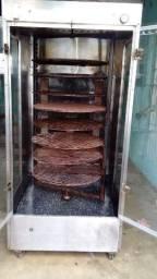 Galeteira giratória conservada