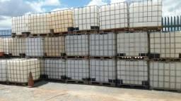 Conteiner IBC ecobulk 1000 litros