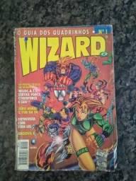 Revista Wizard Edição N° 1