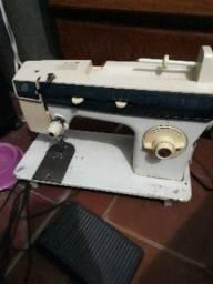 Máquina de custura singer automática