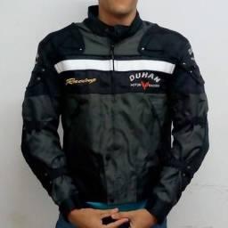 Roupa de proteção para motociclista: Jaqueta + Calça