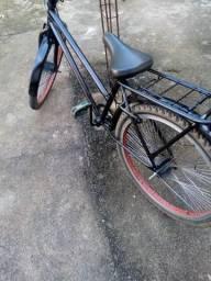 Vendo bicicleta preta top aro predador