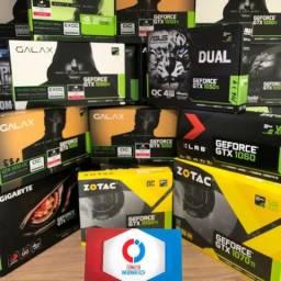 Toda linha de Placas de Video Nvidia você encontra na Canuto Informatica