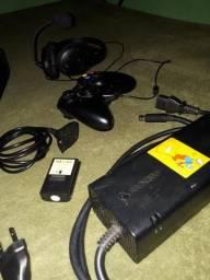 Xbox 360 desbloqueado + kinect + hd