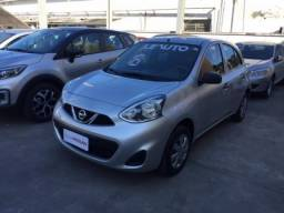 NISSAN MARCH 1.0 S 12V FLEX 4P MANUAL.