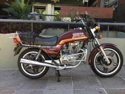 Honda CB400 II 1982 totalmente original - 1982