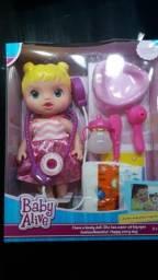 Boneca Baby Alive Faz Xixi