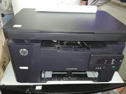 Multifuncional Hp Laserjet Pro Mfp M125a M125